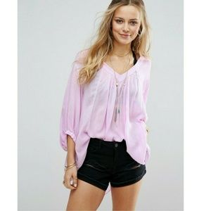 Free People Catch me if you can in lilac